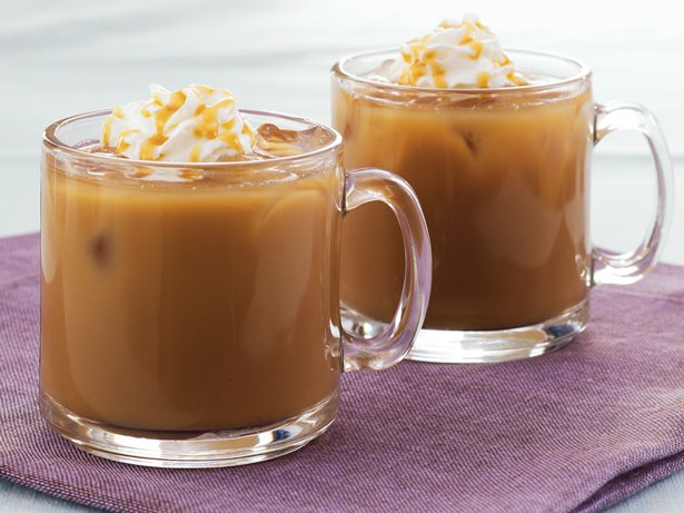 Iced Caramel Cappuccino