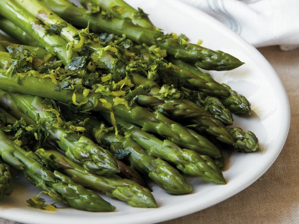 Asparagus with Gremolata