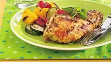 Grilled Herbed Chicken Recipe