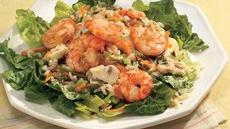 Grilled Shrimp and Wild Rice Salad Recipe