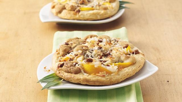 Aloha Peach Pies