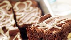 Double-Chocolate Chunk Brownies Recipe