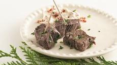 Garlic Beef Cubes Recipe