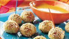 Olive-Cheese Bites Recipe