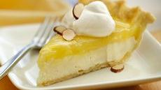 Lemon Truffle Pie Recipe
