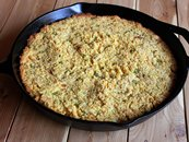 Skillet Cornbread Stuffing