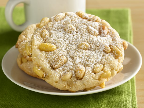 Italian Pignoli Nut Cookies