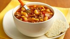 Chili Mac Soup Recipe
