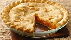 Gingered Apricot Pie Recipe