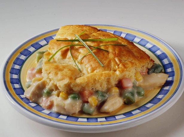Easy Chicken Pot Pie recipe from Betty Crocker