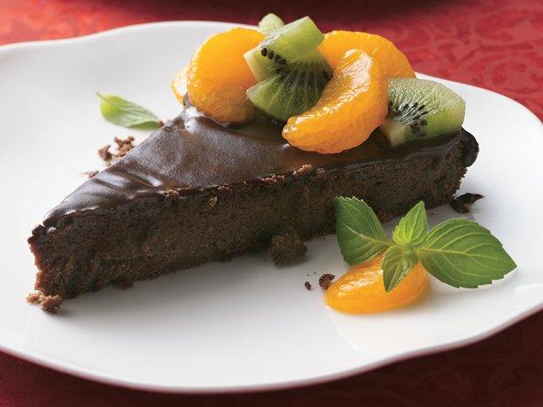 Decadent Chocolate Tart