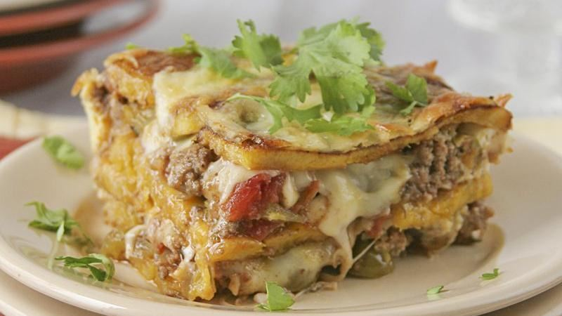 Cuban Lasagna