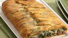 Sausage Crescent Braid Recipe