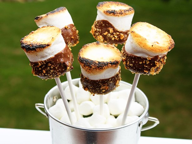 S'more Pops