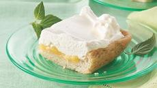 Mock Lemon Meringue Bars Recipe