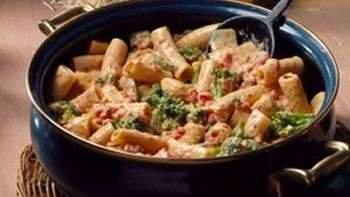 Easy Chicken and Rigatoni Pasta Dish