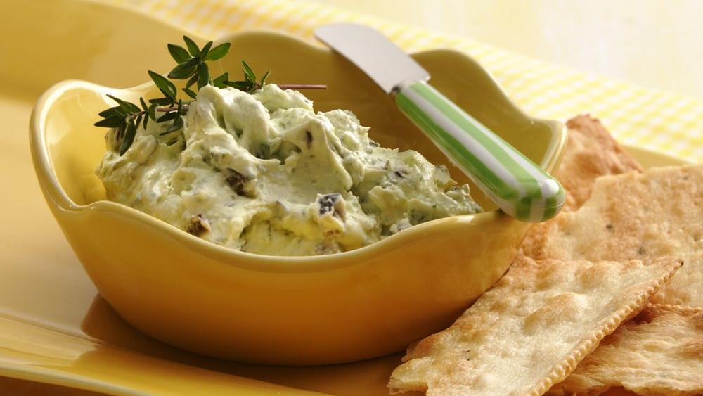 Herbed Cheese Spread recipe from Pillsbury.com