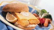 Fish Fillet Sandwiches Recipe
