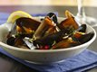 Grilled Mussels with Spanish-Style Vinaigrette