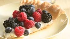 Easy Berry Fruit Tart Recipe