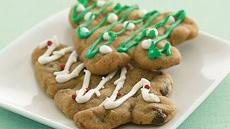 Chocolate Chip Tree Cookies (cookie dough tub) Recipe