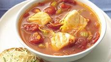 Fish and Tomato Soup Recipe