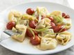 Tortellini with Cherry Tomatoes