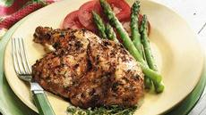Grilled Herbed Cornish Hens Recipe