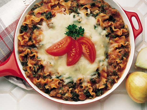 Lasagna Florentine