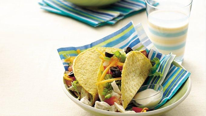Ranch-Style Chicken Tacos recipe - from Tablespoon!