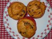 Perfect Chocolate Chip Pumpkin Muffins