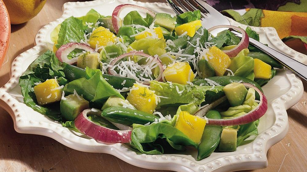 Island Paradise Salad