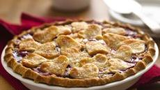 Cherry Berry Sweetheart Pie Recipe