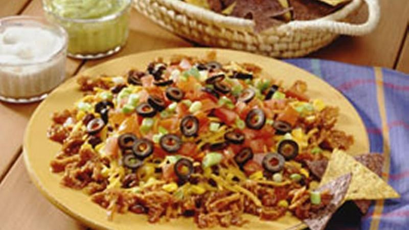 Down-Home Layered Dip