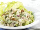 Healthified Red Potato and Tuna Salad
