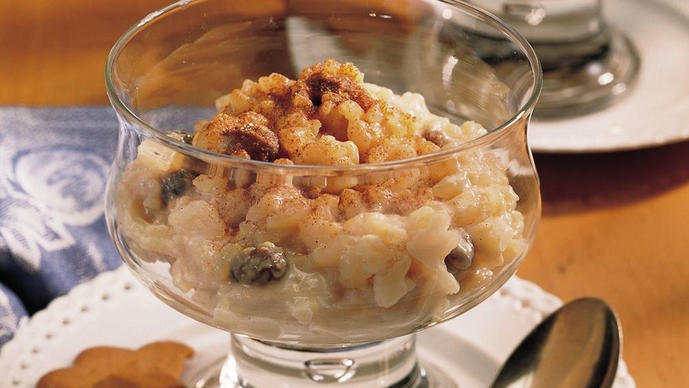 Slow-Cooker Chocolate Rice Pudding