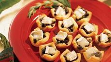Portabella and Brie Cups Recipe