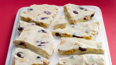 Muddy Buddies® Double Almond Peppermint Bark