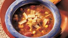 Thick ´n Chunky Tortilla Soup Recipe