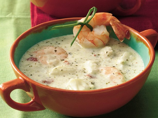 ... this rich and creamy shrimp bisque prep time 15 minutes total time 25