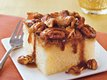 Maple Bacon Upside Down Cake