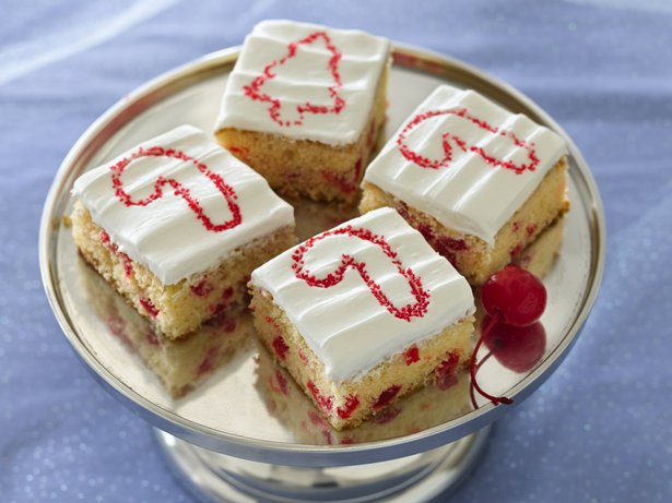 Festive Cake Bars