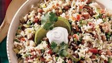 Nicaraguan Red Beans &#39;n Rice Recipe