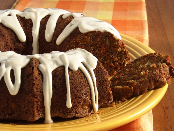 Image of Applesauce-carrot Spice Cake, Betty Crocker