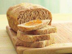 Four-Grain Batter Bread