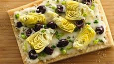 Artichoke and Olive Pizza Recipe