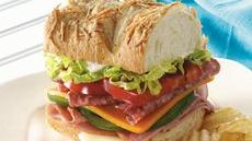 Italian Seasoned Super Sub Recipe