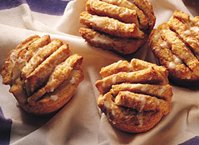 Cinnamon Biscuit Fans