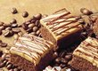 Mocha Brownies with Chocolate Glaze