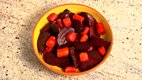 Honey-Balsamic Glazed Roasted Beets & Carrots